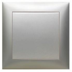 Выключатель 1-кл.  (схема 1) 16 A, 250 B (серебристый металлик) LK60 |860103| Экопласт