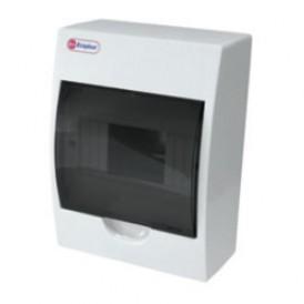 Шкаф открытой установки на 8  автоматов 200х185х95  IP 40