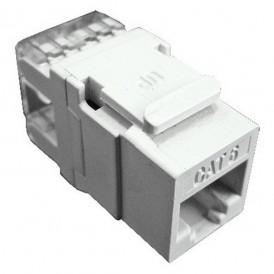 Механизм розетки компьютерной RJ-45. кат.6. UTP модуль (8 контактов) LK45