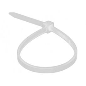 Хомут nylon 4.0 х 150 мм 100 шт белый REXANT