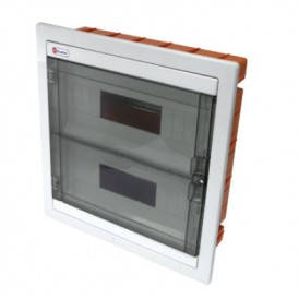 Шкаф скрытой установки на 24  автомата 344х325х90  IP 40