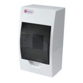 Шкаф открытой установки на 6 автоматов 200х148х95 Экопласт