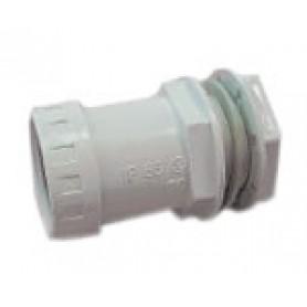 BS20 Муфта труба-коробка D20мм, без галогена